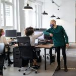 What do you need to keep in your office for employees?